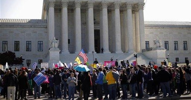 Veggie mandates? Justices ask how far gov't can go