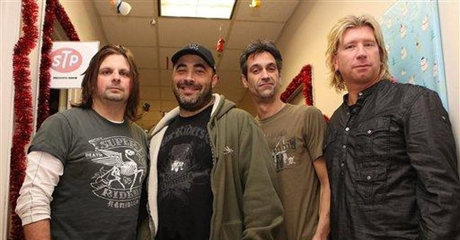 Staind bassist's gift helps buy ambulance in Mass.