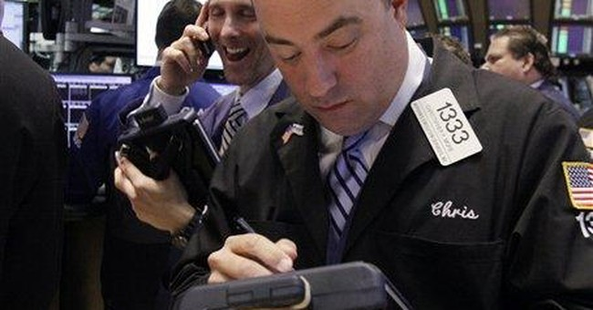 Stocks edge lower after consumer confidence report