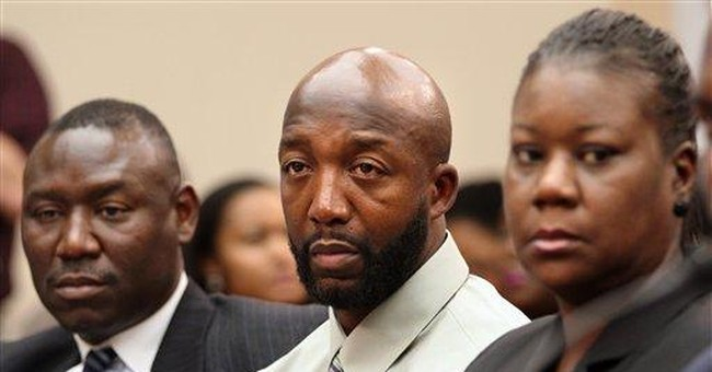 Trayvon Martin's parents go to Capitol Hill