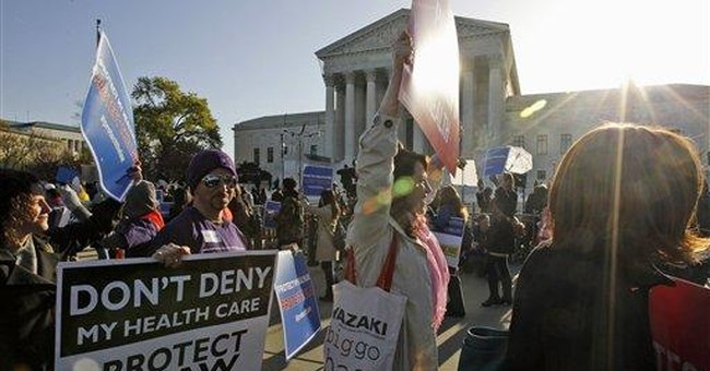 Justices signal deep trouble for health care law