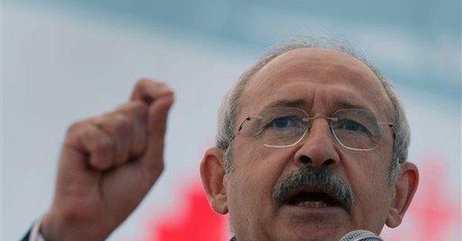 Turkish protesters denounce education reform bill