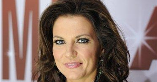 Martina McBride to sing as a couple weds at ACMs