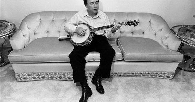 Bluegrass pioneer Earl Scruggs dies at age 88