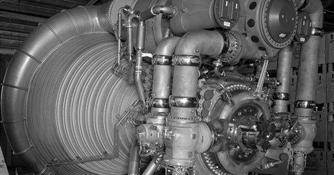 Amazon CEO wants to raise sunken Apollo 11 engines