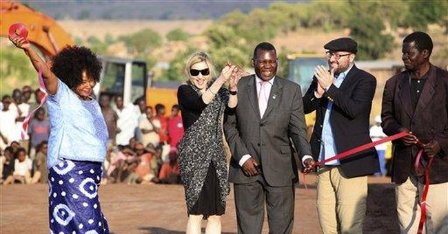 Madonna's promises in Malawi turn sour