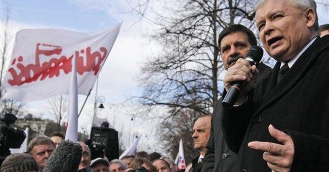Twin says Polish leader's death likely no accident