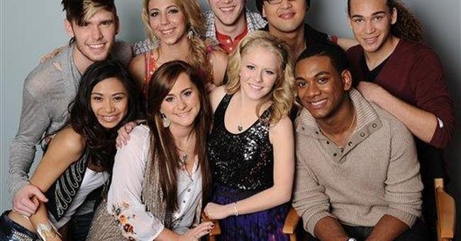La. feeds homegrown  'American Idol' contestant