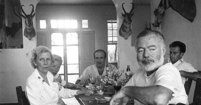 Hemingway shows soft side in newly public letters
