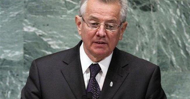 University revokes Hungary president's doctorate