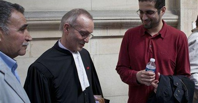 French nuclear physicist in terror trial