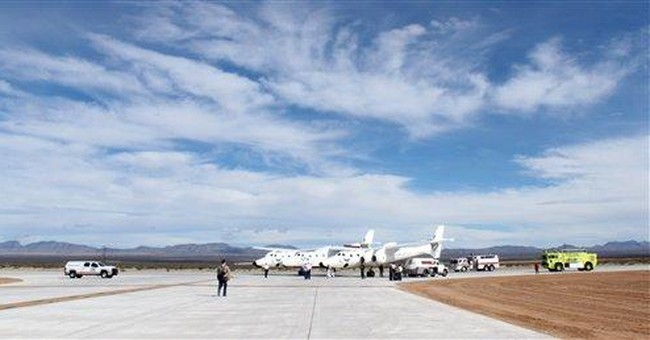 APNewsBreak: $7M spaceport runway extension OK'd