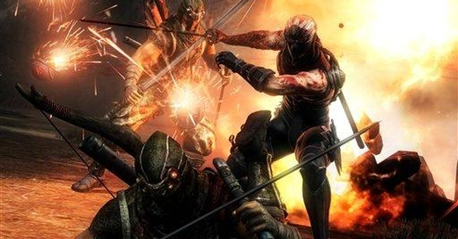 Game Review: 'Ninja Gaiden 3' a letdown for fans
