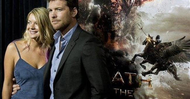 """Wrath of the Titans"" holds European premiere"
