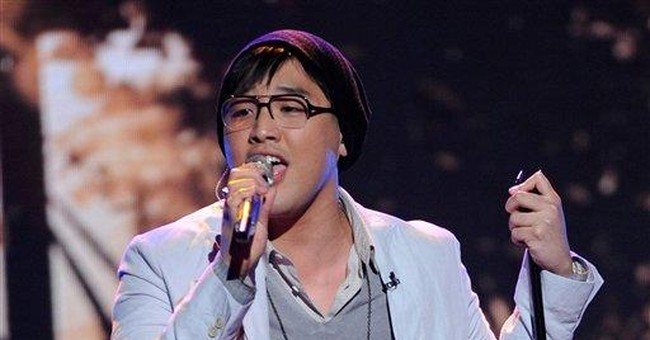Another finalist booted from 'American Idol'