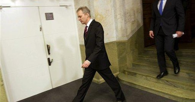 Swedish defense minister resigns amid Saudi row