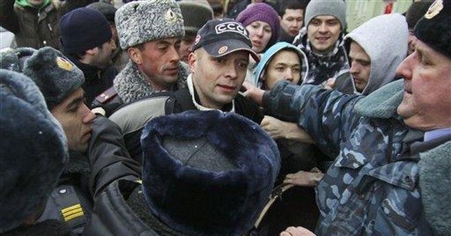 Police torture in Russia causes public outrage