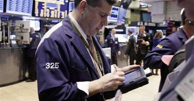 Stocks end day mixed after falling early