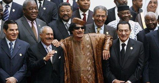 2010 photo encapsulates Mideast transformation