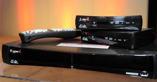 Dish launches DVR that extends to other rooms