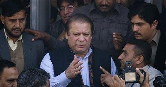Ex-Pakistan envoy to US denies memo link