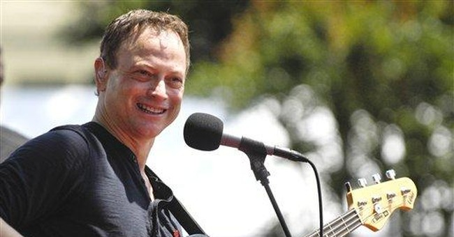 'Forrest Gump' actor Sinise to raise money for vet