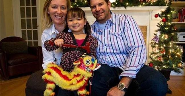 Adopted kids mini-ambassadors come Lunar New Year