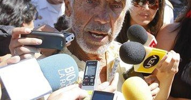 'Age is nothing,' rescued 84-year-old sailor says