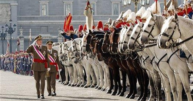 Belgian royals latest to join austerity drive
