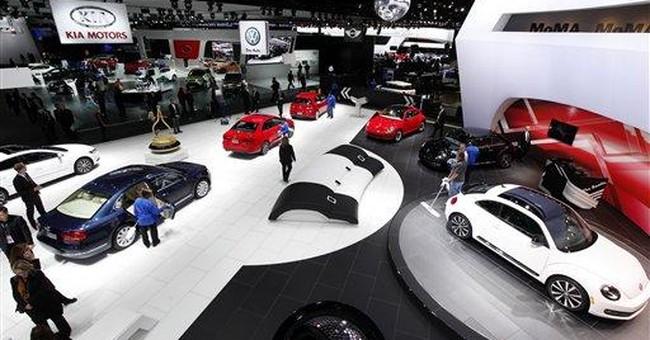 Volkswagen sales over 8 million in 2011