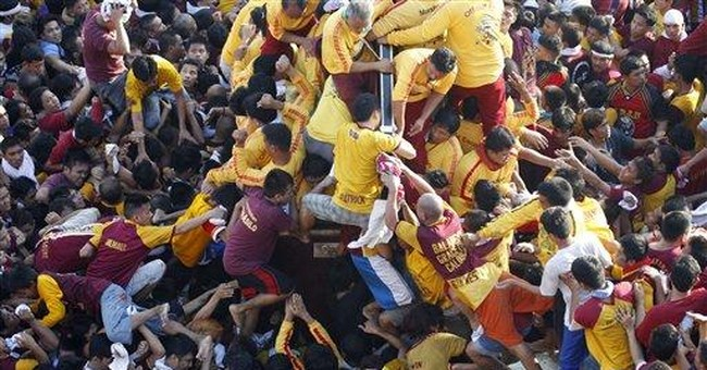 Manila alert lifted as parade ends without attack
