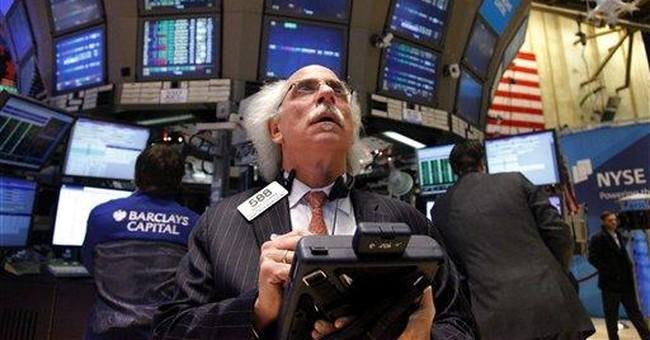 Calm on Wall Street ahead of corporate earnings