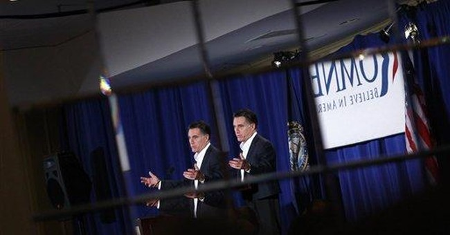 GOP rivals turn Romney's jobs record against him