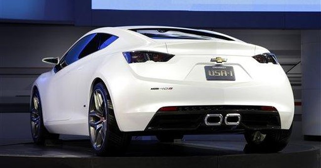 Chevrolet aims 2 concept cars at Millennials