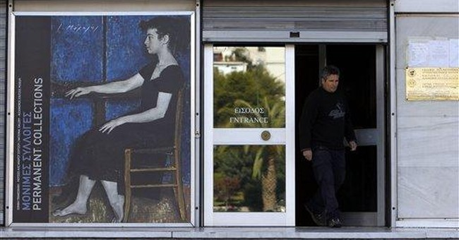 Picasso, Mondrian paintings stolen in Greece