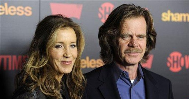 William H. Macy: Women love my role on 'Shameless'