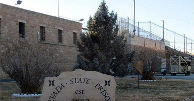 Last inmates leave aging Nevada State Prison
