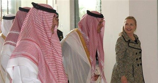 US seeks coordinated Gulf strategy on Iran, Syria