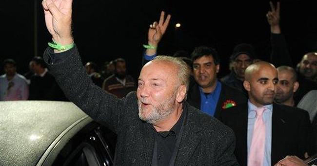 Afghanistan war critic wins UK Parliament seat