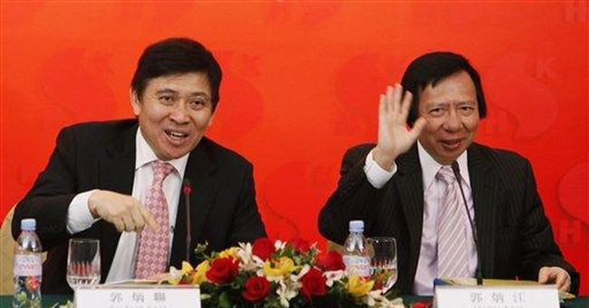 HK graft police arrest property tycoon brothers
