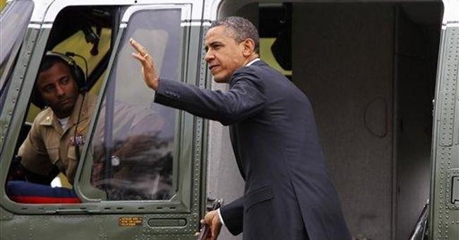 Obama signs stop-gap transportation bill