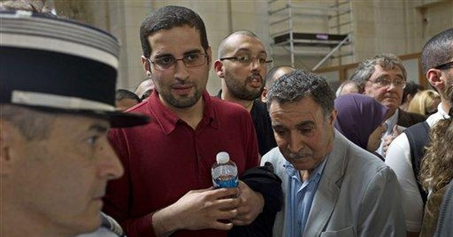 6-year sentence sought in French terror trial