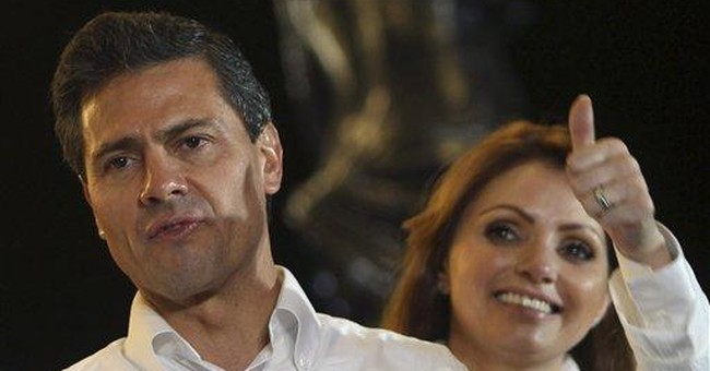 Mexican presidential candidates kick off campaigns