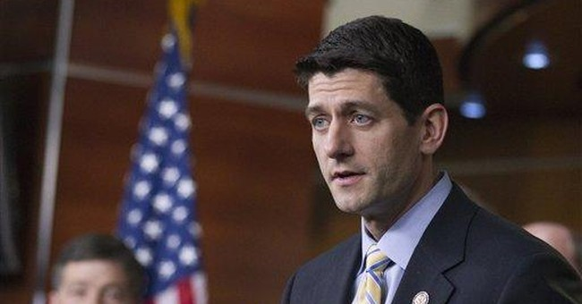 GOP's Ryan endorses Romney for party's nomination