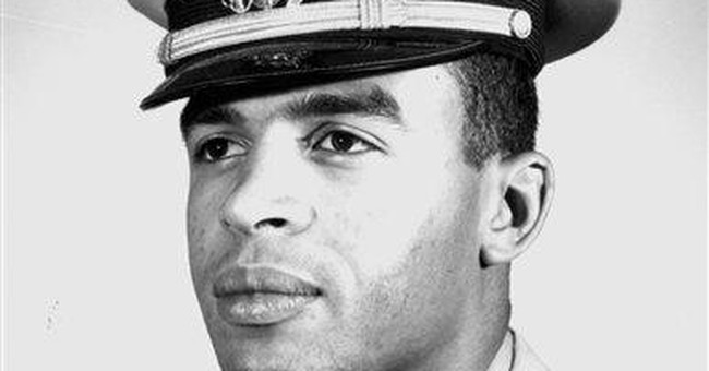 Coast Guard Academy to honor first black grad