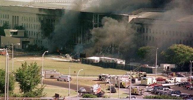 Air Force debated disposal of 9/11 remains