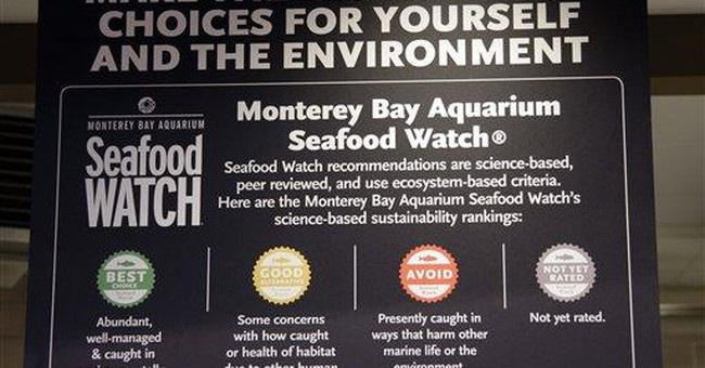 Whole Foods to stop sale of unsustainable seafood