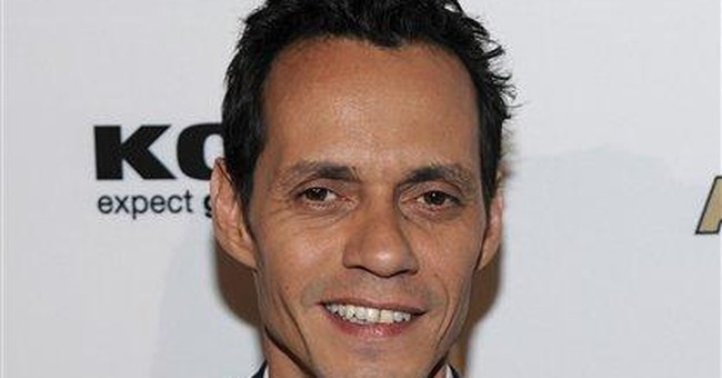 Marc Anthony will sing in honor of Lionel Richie