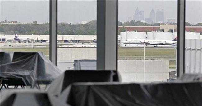 Atlanta airport terminal to be city's 'front door'