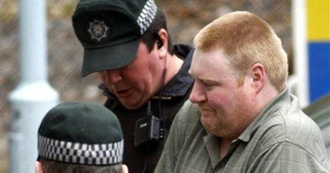 2 IRA die-hards guilty of killing Ulster policeman